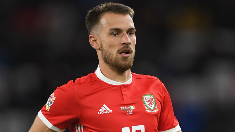 Ramsey withdraws from Wales squad ahead of Euro 2020 qualifier