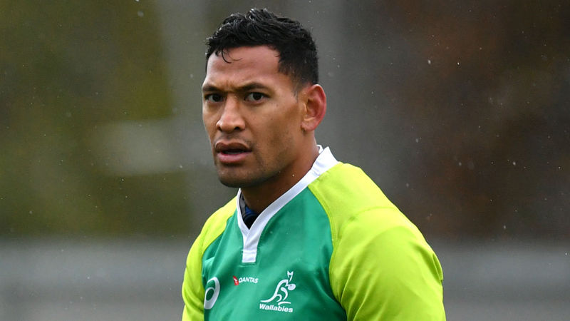 Folau court document claims 'unreasonable restraint of trade'