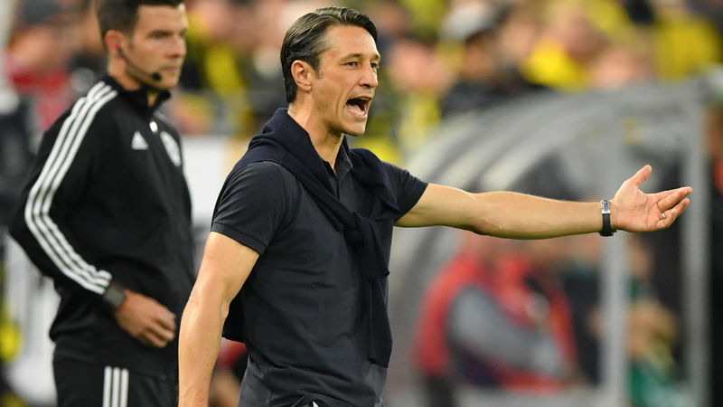 Kovac 'sad' after Bayern's DFL-Supercup loss to Dortmund