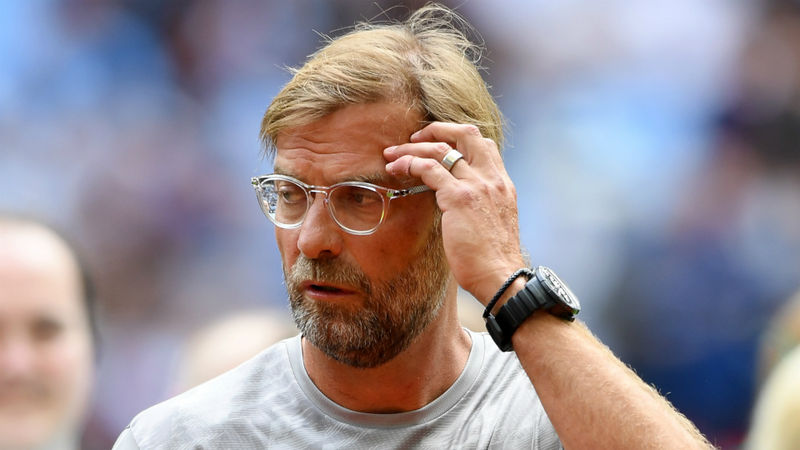 Klopp admits Liverpool endured 'difficult' pre-season