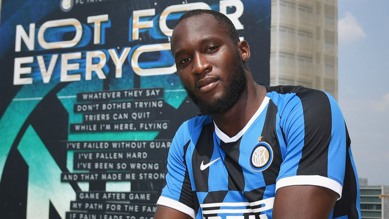 Eto'o tips Lukaku to shine at Inter after leaving United