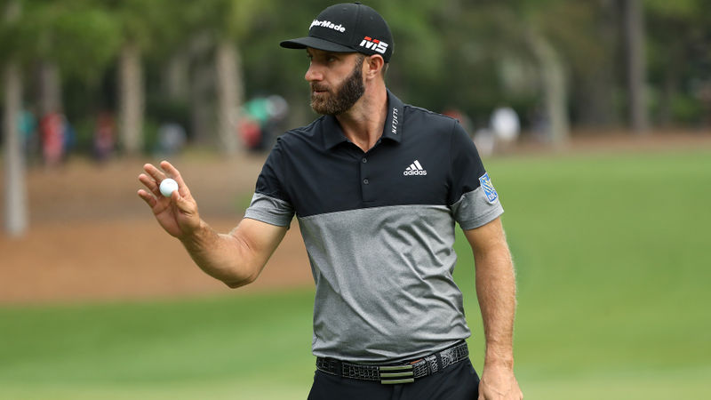 Dustin Johnson withdraws from Hero World Challenge, targets Presidents Cup