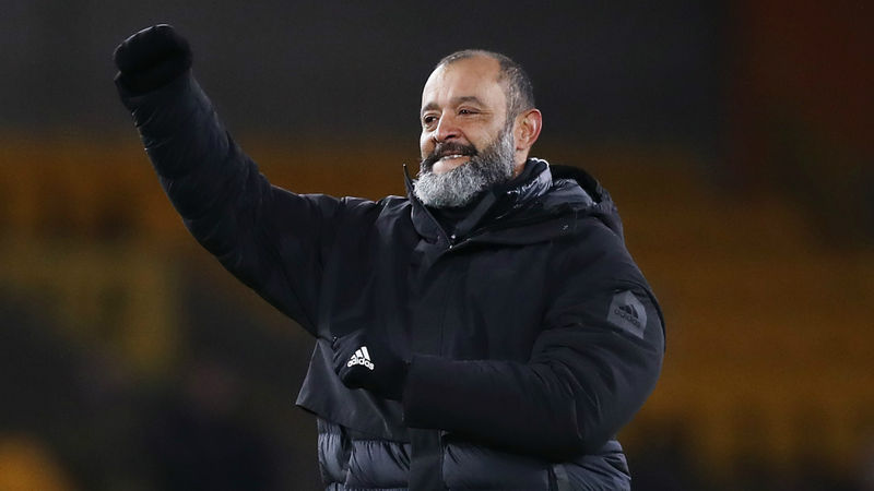 Nuno delighted with Wolves' Europa League efforts