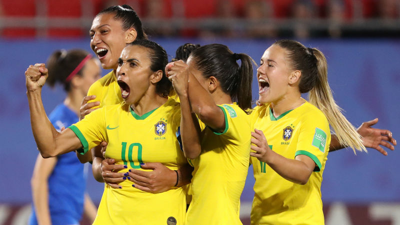 FIFA confirms final four bidders for 2023 Women's World Cup