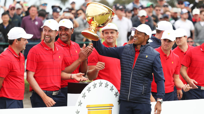 Presidents Cup 2019: Friday the 13th lucky enough for the USA as class shows