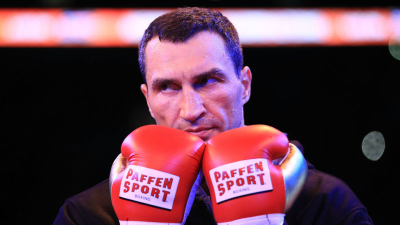 Wladimir Klitschko hints at comeback as he ponders fights with Joshua, Wilder & Fury