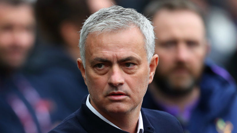 Rumour Has It: Mourinho to put Tottenham overhaul on hold in January