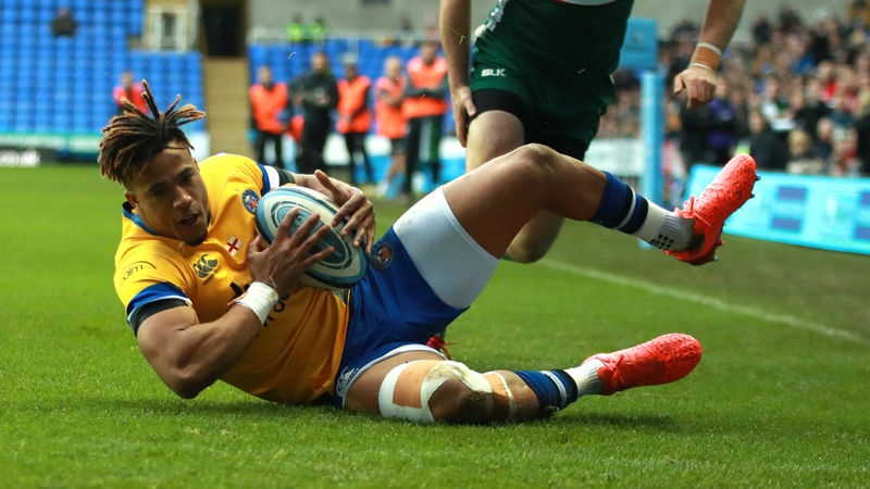 Six-try Bath find form as London Irish suffer