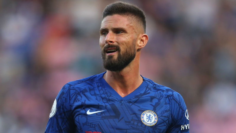 No Giroud in Chelsea squad as Everton caretaker Ferguson brings back Walcott