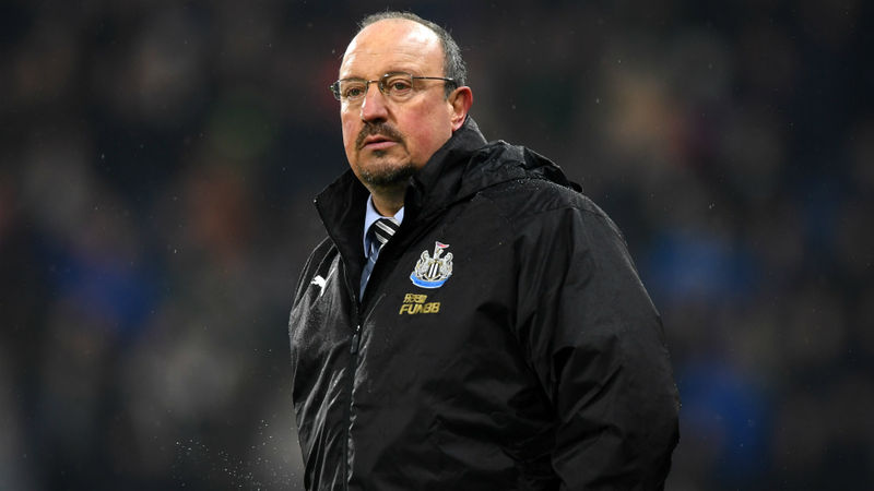 Reported Leicester target Benitez 'really focused' on Newcastle