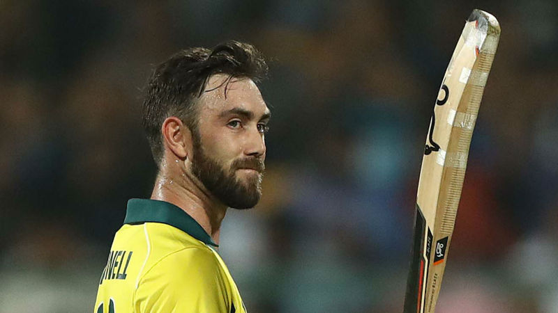 Magnificent Maxwell century seals T20 glory against India
