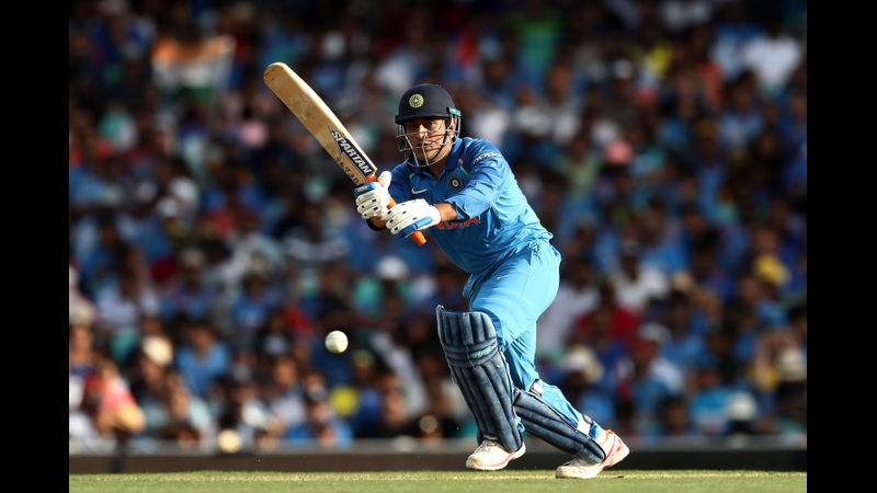 Rohit: Dhoni at four would be ideal for India