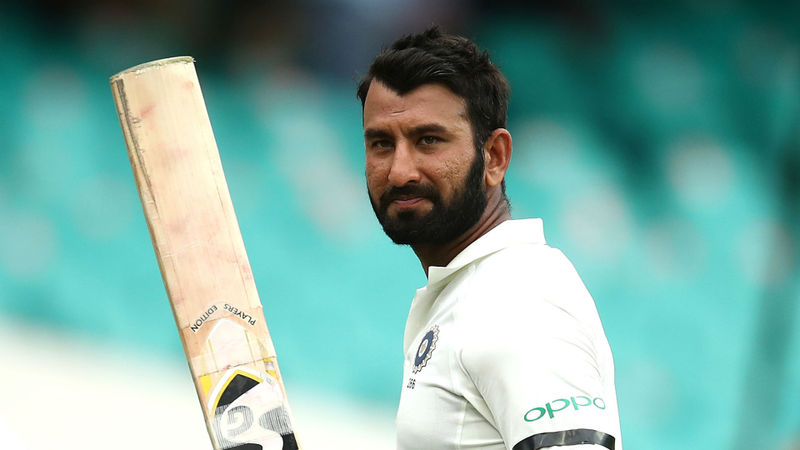Pujara century provides inspiration for Labuschagne