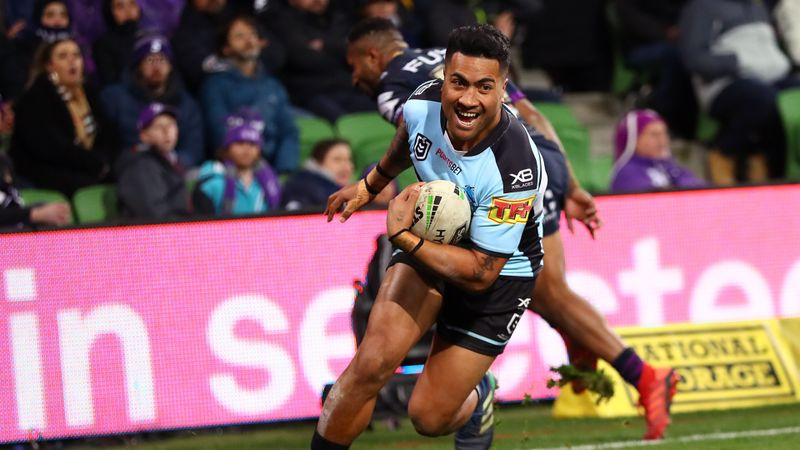 NRL Opta facts: Sharks out to end losing streak