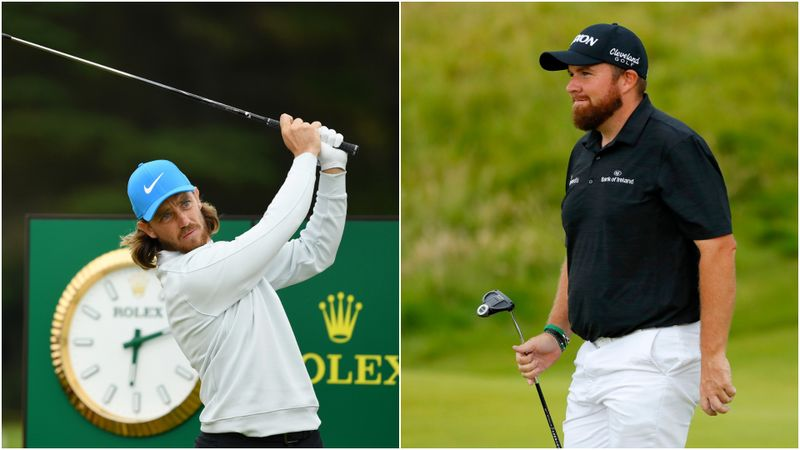 Lowry versus Fleetwood - profiling the main contenders for Open Championship glory at Portrush
