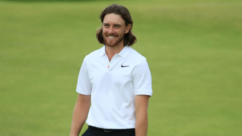 Fleetwood not expecting storms to knock Open rival Lowry off course