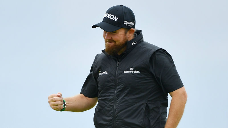 Outstanding Lowry storms to emotional Open triumph at Portrush