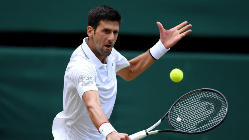 Djokovic withdraws from Rogers Cup