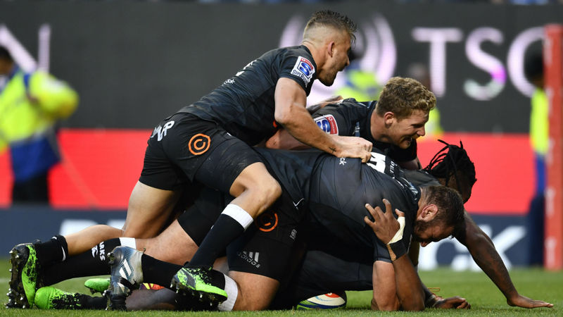 Sharks pip Stormers to Super Rugby play-offs with last-gasp turnaround