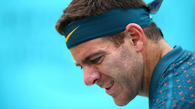 Del Potro surgery successful as Argentine begins latest recovery