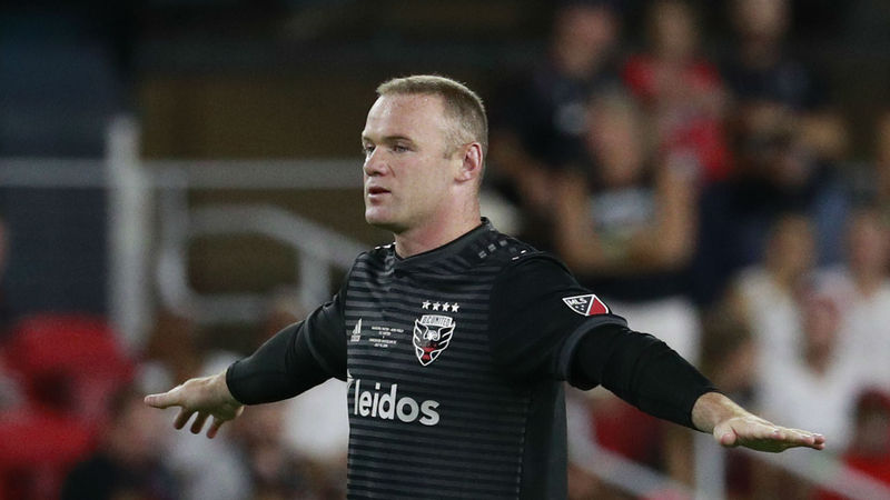 Wayne Rooney looks to the future and reveals manager job offers