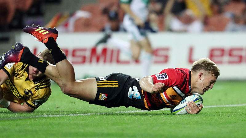 Chiefs hold Hurricanes, Brumbies down Waratahs