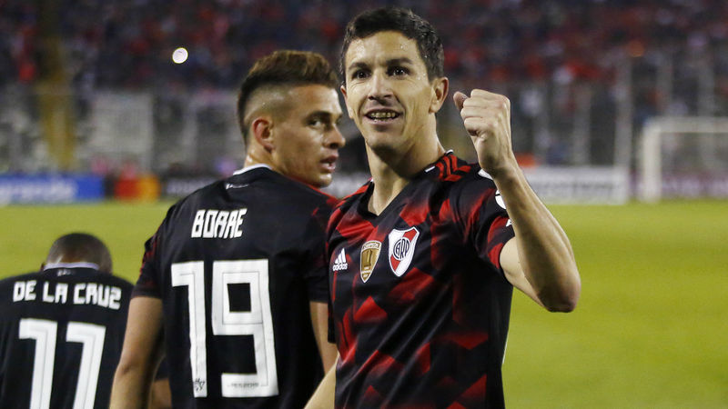 River's Libertadores defence continues against Cruzeiro