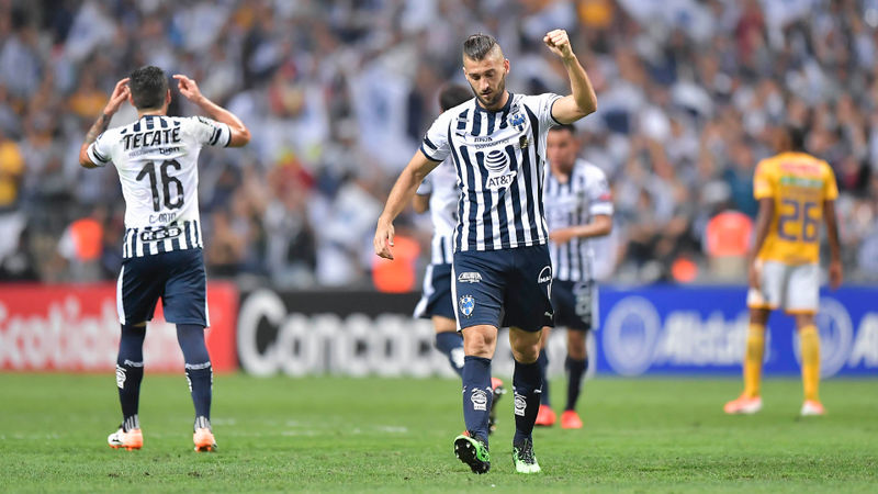 Monterrey 1 Tigres UANL 1 (2-1 agg): Hosts win CONCACAF Champions League