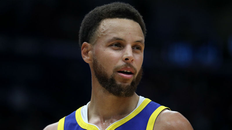 Curry adamant 'rest of the season is not lost' as he plots comeback from hand injury