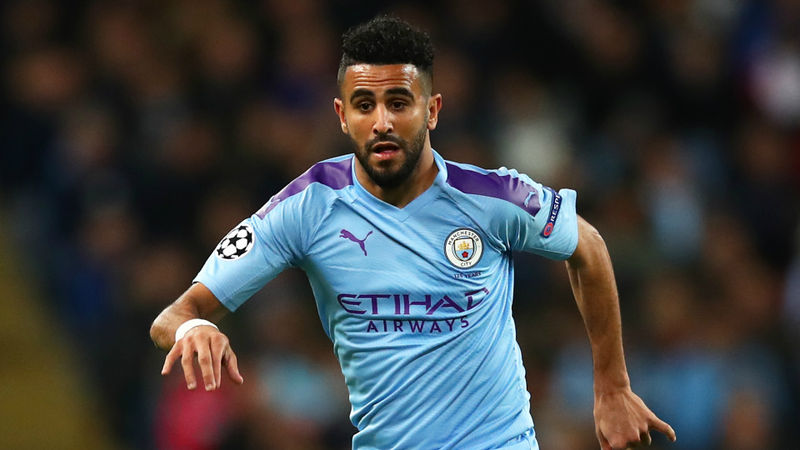 Mahrez says Leicester cost him 'two years' of career