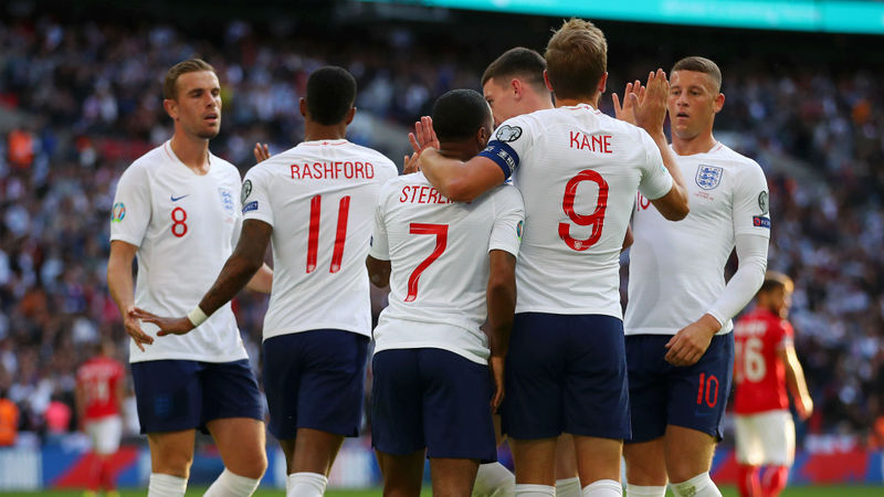 England reach 1,000 games: The key Opta facts from Three Lions' first 999 matches