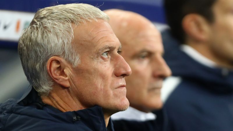 Deschamps sees Euro 2020 qualification as no excuse for France display