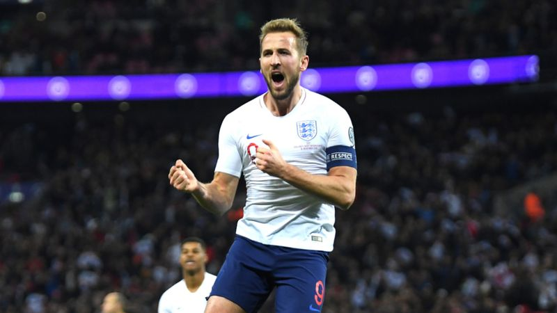 'Ruthless' Kane can pass Rooney and break England goals record - Southgate