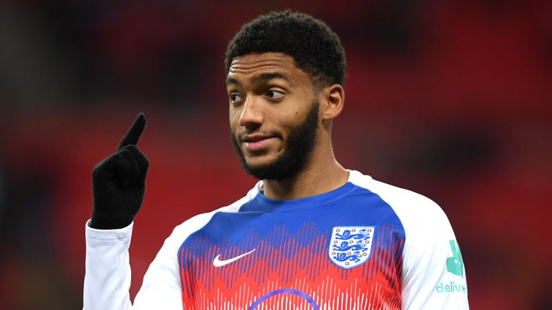 No England player should be booed - Southgate baffled by fan reaction to Gomez