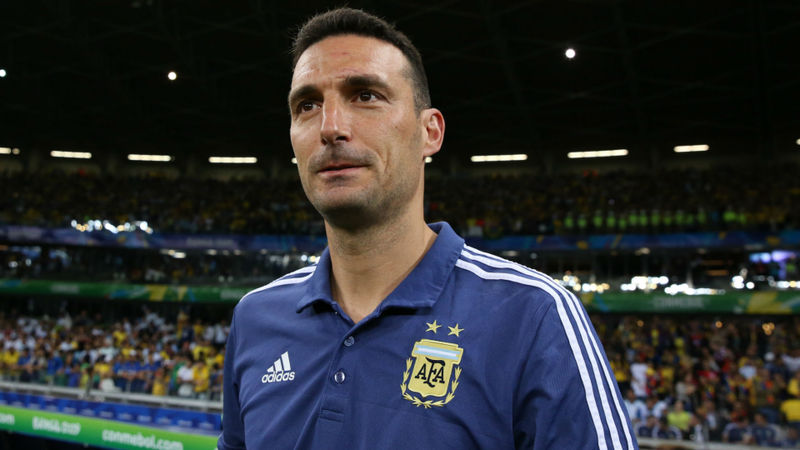 Scaloni pleased with Argentina progress as unbeaten run continues