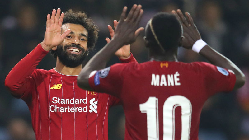 Salah, Mane and Aubameyang on CAF shortlist for POTY award