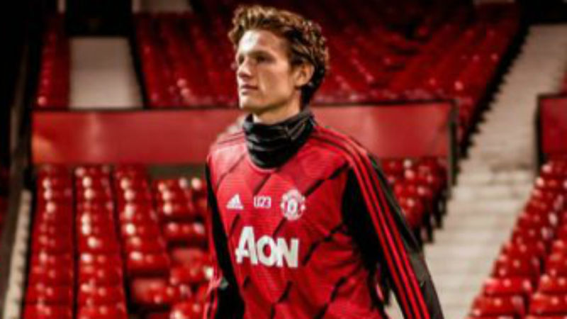 Who is Max Taylor? Man Utd youngster makes Europa League squad after cancer battle
