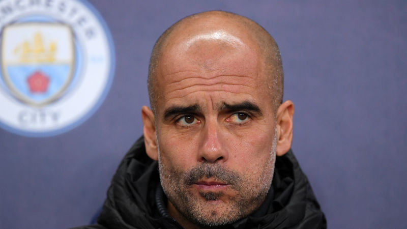 Guardiola turns focus to Premier League title race after sealing Champions League progression