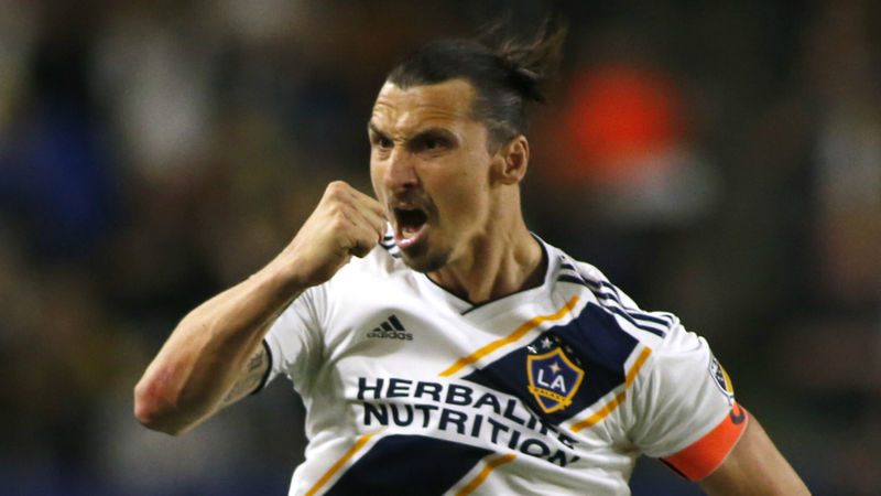 Zlatan Ibrahimovic: I could play until I'm 50!