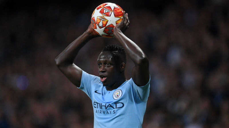 Benjamin Mendy gets France recall