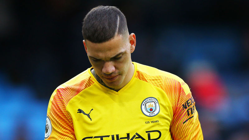 I don't know right now – Guardiola unsure on Ederson's fitness ahead of Liverpool clash