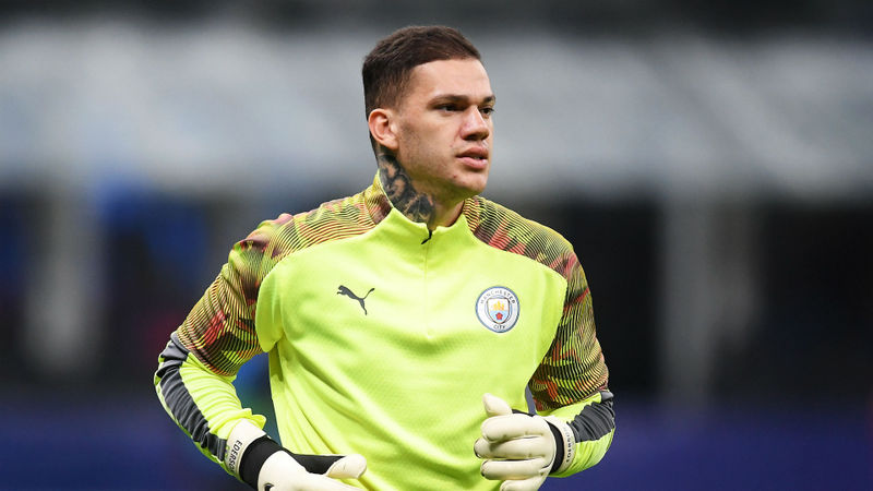 Ederson substituted at San Siro as Man City suffer injury scare ahead of Liverpool clash