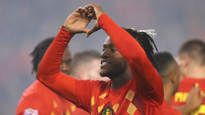 Kazakhstan 0-2 Belgium: Batshuayi and Meunier maintain perfect Group I record
