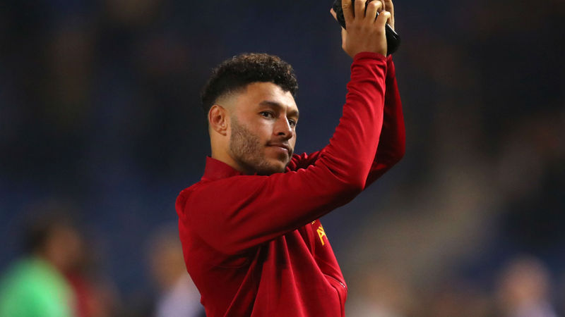 Oxlade-Chamberlain hails 'inspirational' Liverpool team-mates after star turn