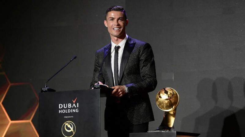Messi in contention to end Ronaldo's Globe Soccer Awards dominance