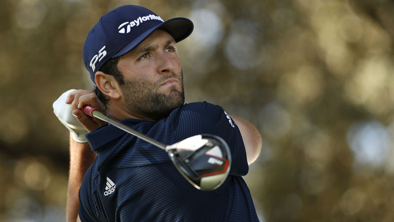 Rahm masters back nine to take charge in Madrid