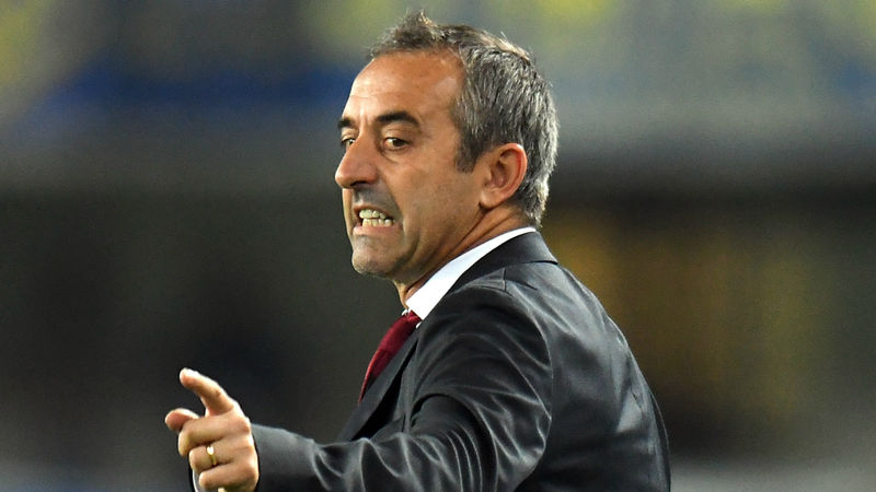 Milan must attack better, admits Giampaolo