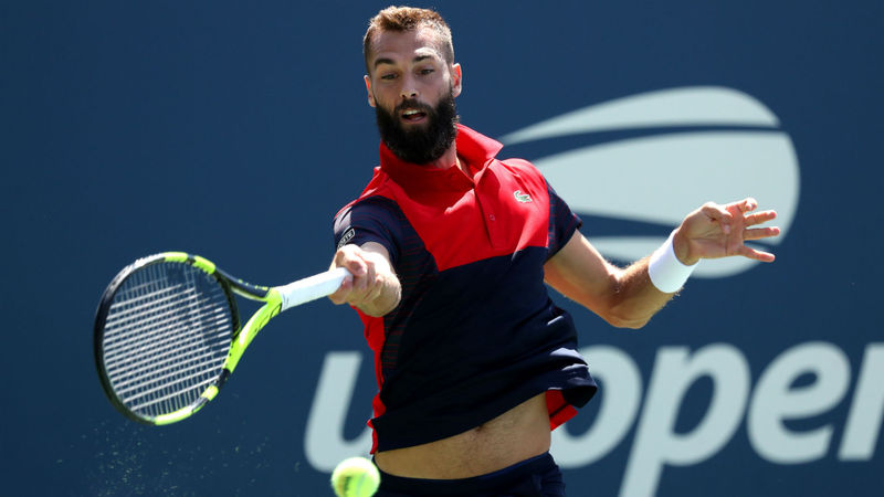 Paire picks off Gasquet for Metz win as Kukushkin sails through in St Petersburg