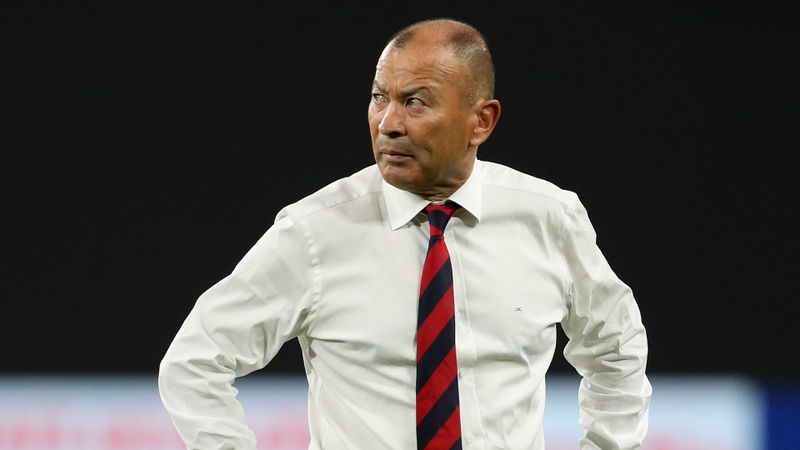 Rugby World Cup 2019: England boss Eddie Jones sees room for improvement