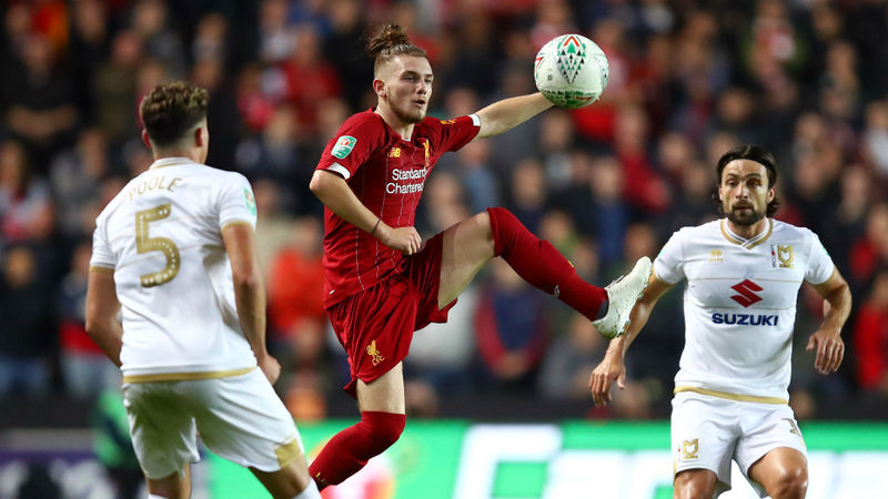 Klopp hails Liverpool youngster Elliott after winning debut